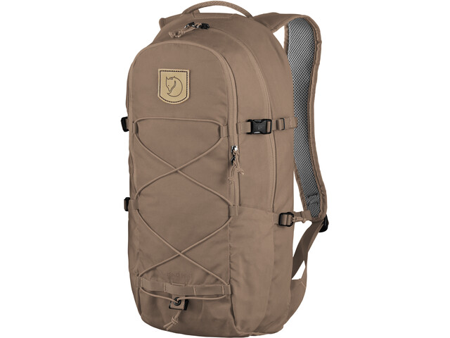 Fjällräven Abisko Hike 15 Backpack dark sand
